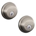 Deadbolt Locks Build Com Shop One Sided Single Cylinder