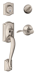 Schlage Single Cylinder Handleset