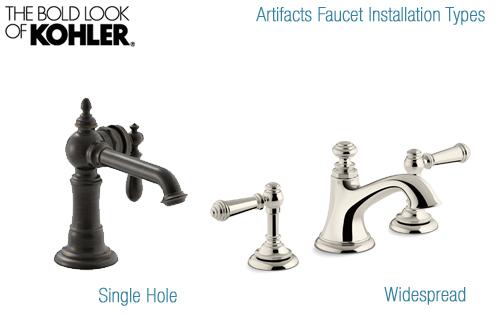 Kohler Artifacts Build Com Artifacts Faucets Showers