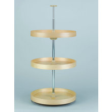 3 Shelf Lazy Susan