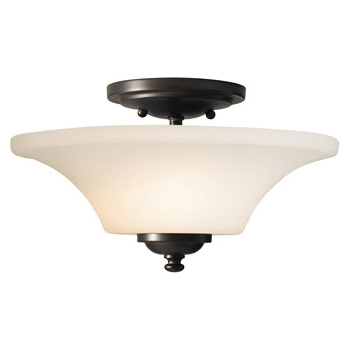 Up Lit Ceiling Light