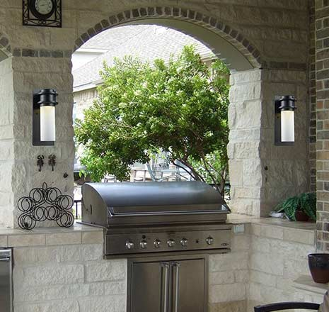 Outdoor Patio Wall Sconce