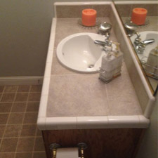Before & After: Gary's Guest Bathroom Remodel