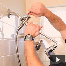 How To Install a Hand Shower
