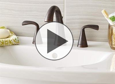 American standard for Robinet delta salle de bain