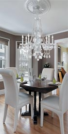 Crystorama Lighting Group 1005 Crystal Chandelier
