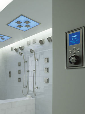 Kohler DTV Shower Systems