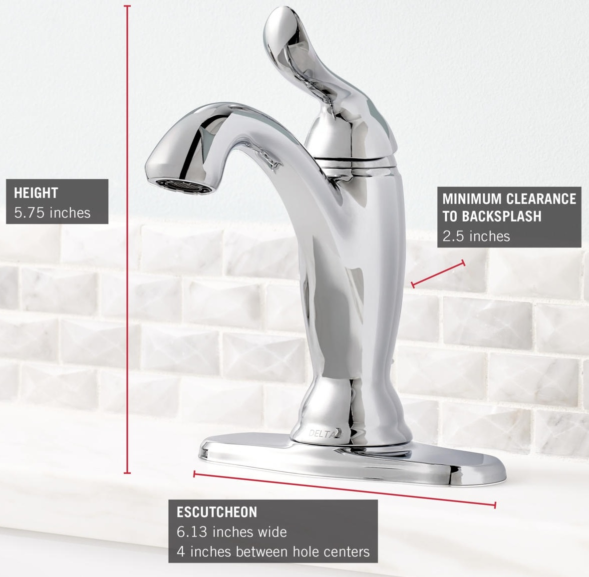 Delta 594 Mpu Dst Bathroom Faucet Build Com