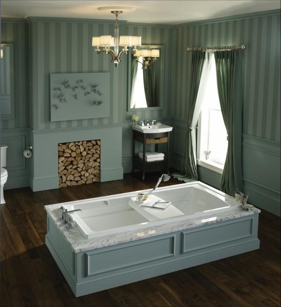 Kohler K 1123 Soaking Bathtub Build Com