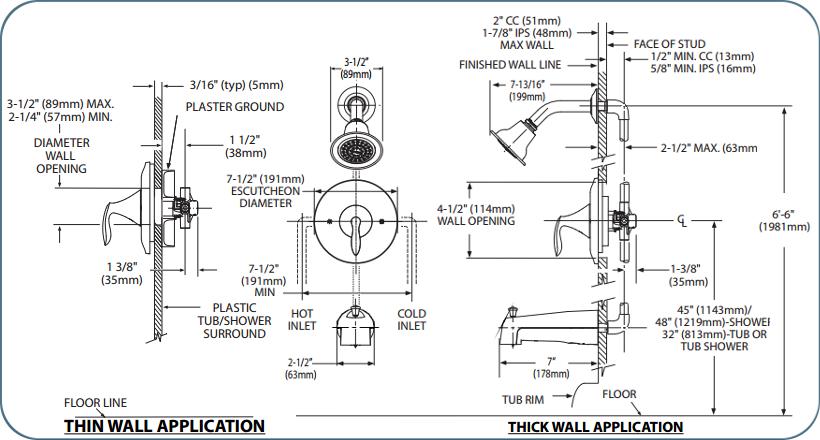 faucet  tbn in brushed nickel by moen, wiring diagram
