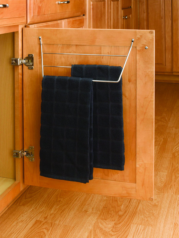 Rev-A-Shelf 563-32 563 Series 3 Rack Dish Towel Holder