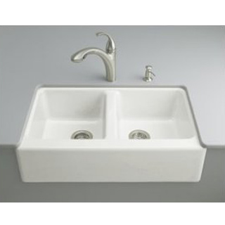 Kohler Kitchen Sinks Build.com: Farmhouse, Cast Iron, Bar Sinks