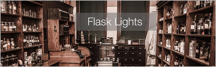 Shop ALL Flask Lighting on Build.com!