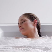 Kohler Bathtubs Build Com Shop Whirlpool Cast Iron Tubs