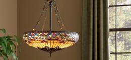 Tiffany Lighting by Quoizel