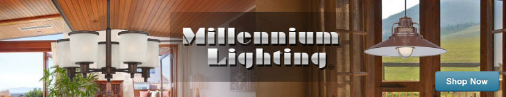 Shop Millennium Lighting at Build.com