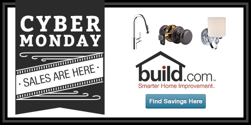 Cyber Monday Deals Are Here At Build.com
