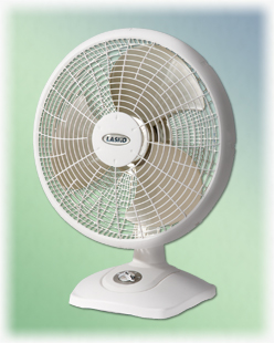Lasko 2506 Table Fan